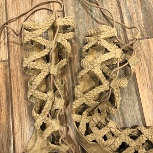 Mossimo Supply Co. Shoes - Mossimo supply co. Gladiator sandals.